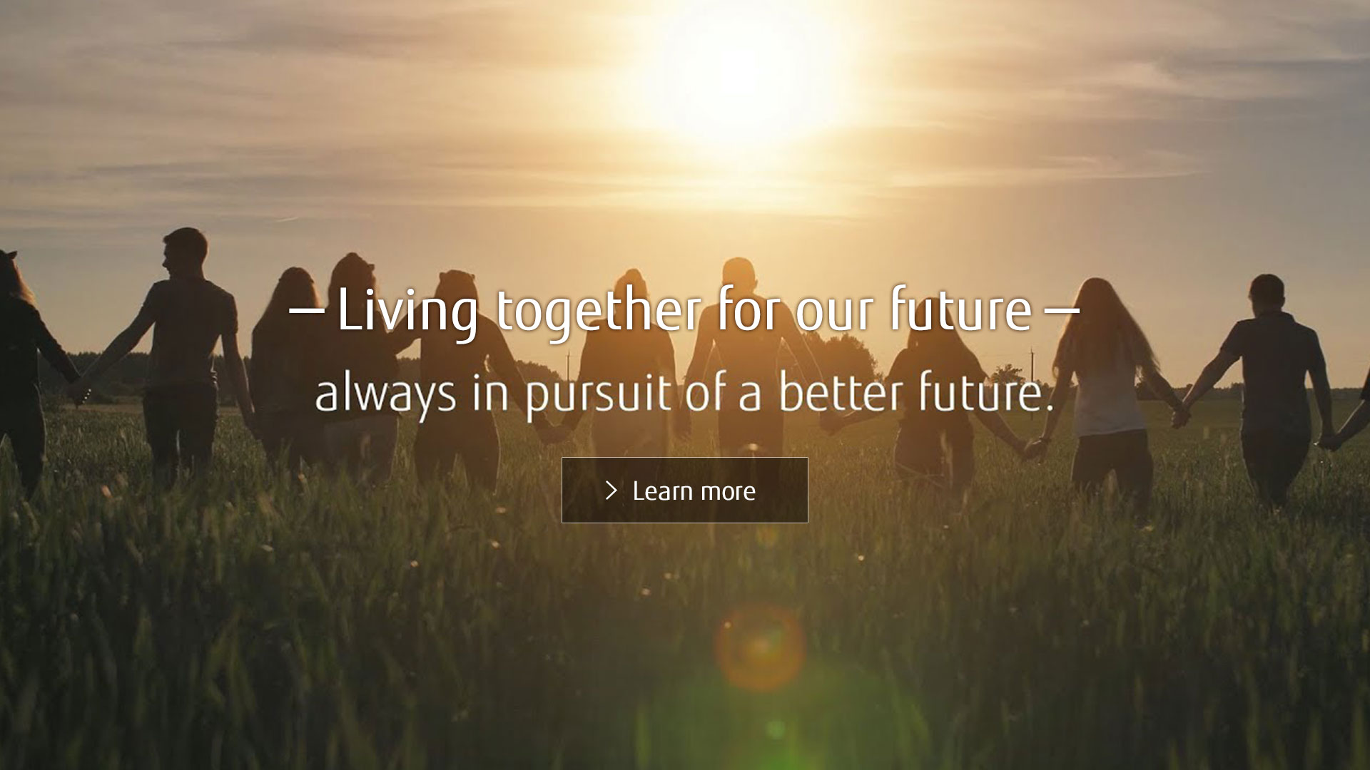 FUJITSU GENERAL Corporate Movie - Living together for our future